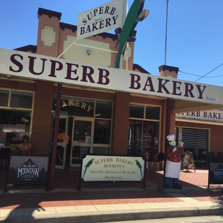 Boorowa Superb Bakery - Geraldton Accommodation