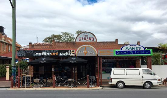 Coffeeart Cafe - Geraldton Accommodation