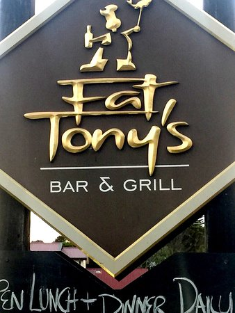 Fat Tony's Bar  Grill - Geraldton Accommodation