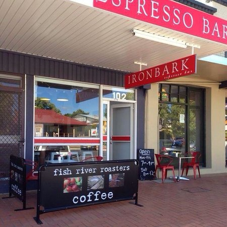 Ironbark Espresso Bar  Cafe - Geraldton Accommodation