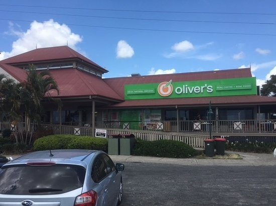 Oliver's Real Food - Geraldton Accommodation