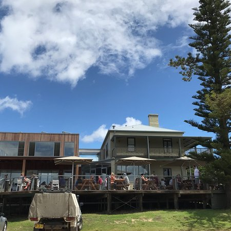 Tathra Hotel Bistro - Geraldton Accommodation