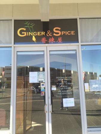 Ginger and Spice - Geraldton Accommodation