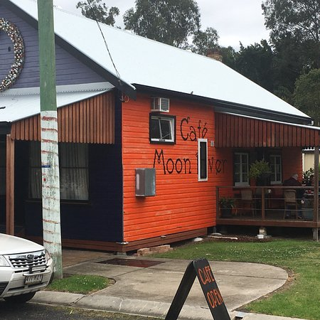 Moon River Cafe - Geraldton Accommodation