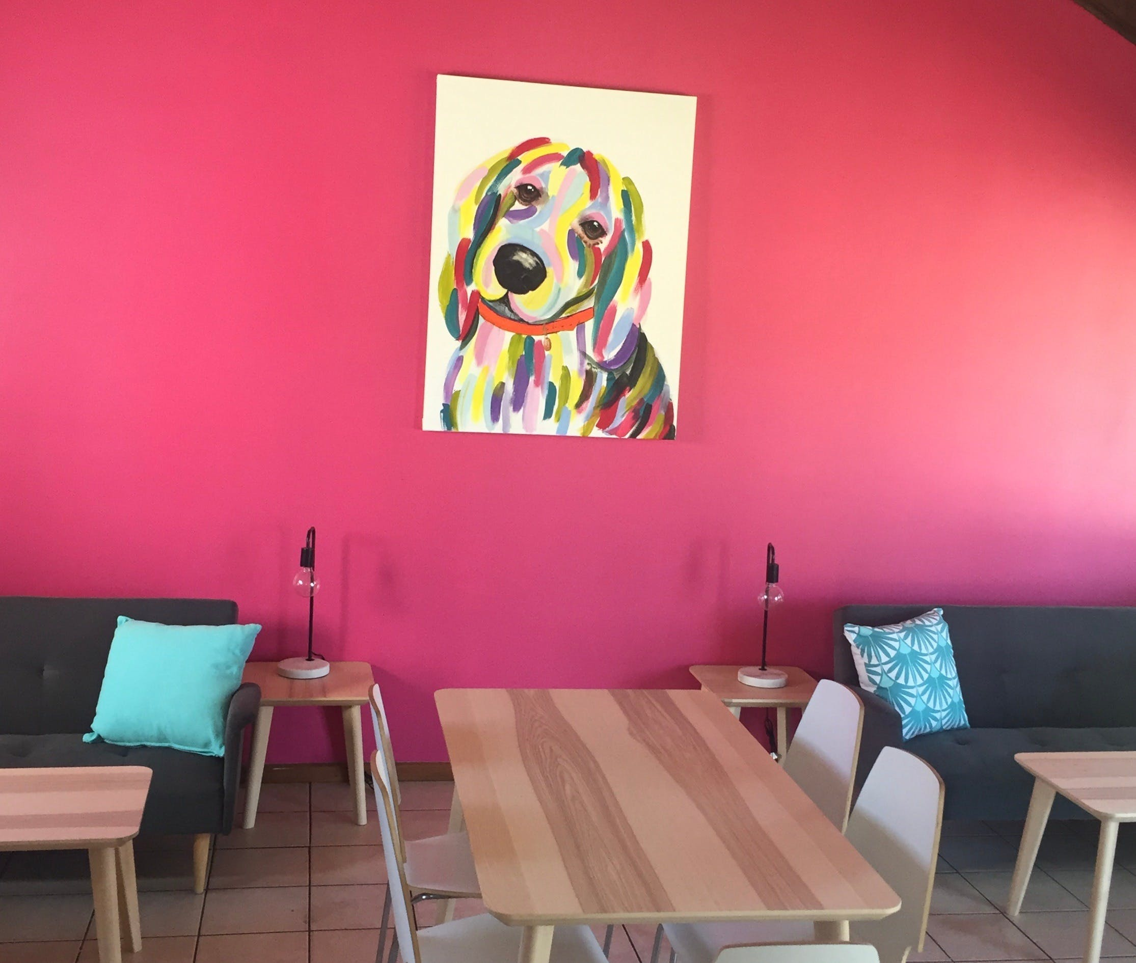 The Fat Beagle Coffee Shop - Geraldton Accommodation