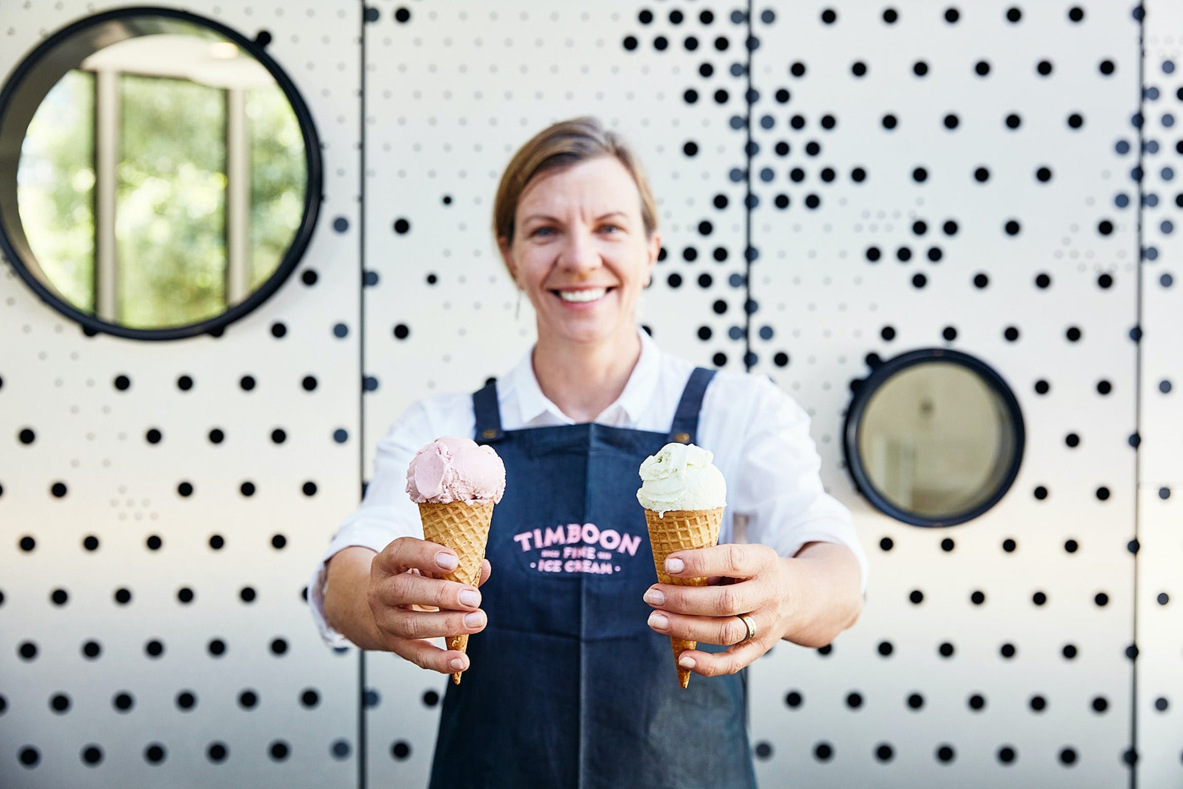 The Timboon Ice Creamery - Geraldton Accommodation