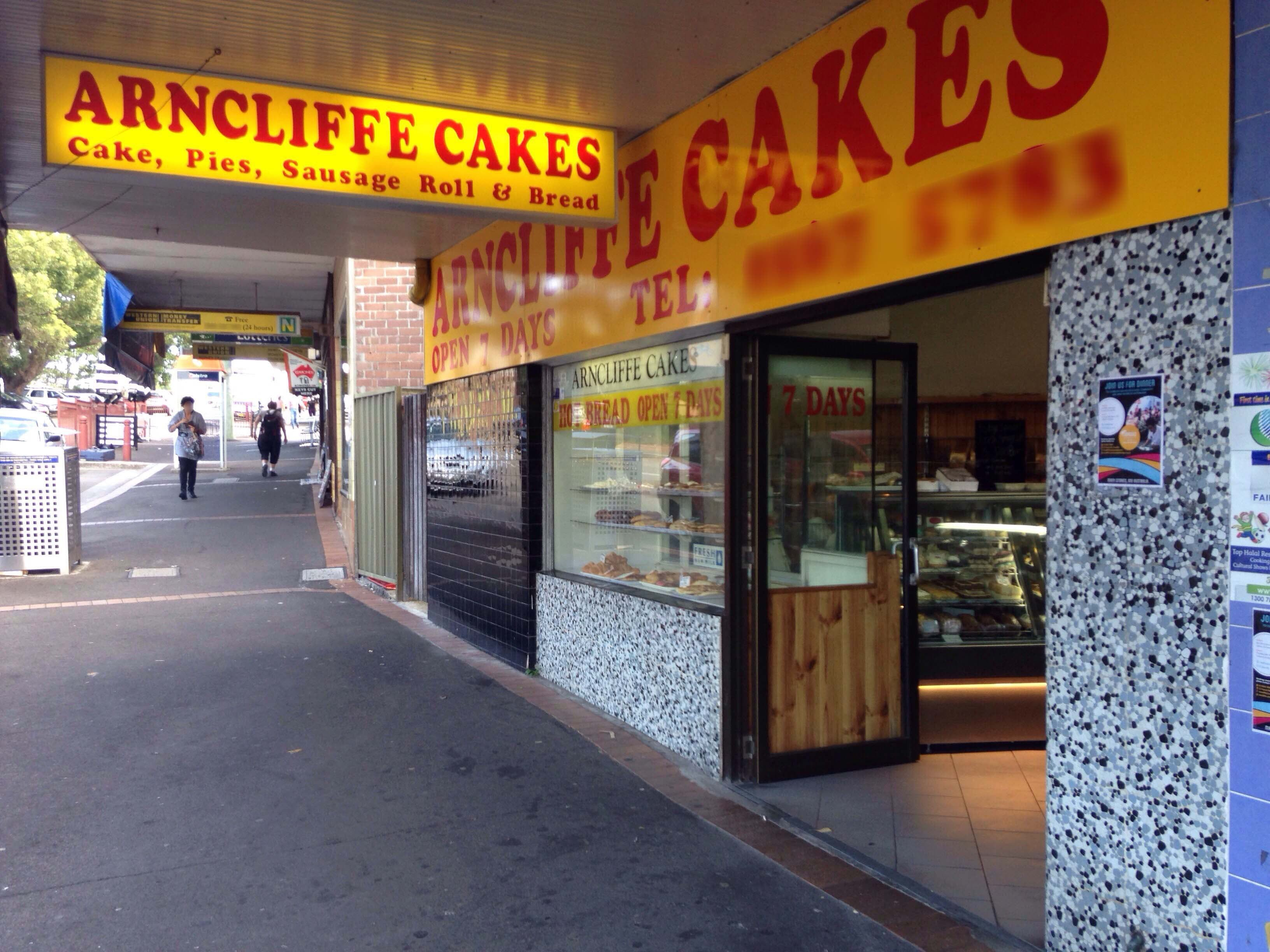 Arncliffe Cakes - Geraldton Accommodation