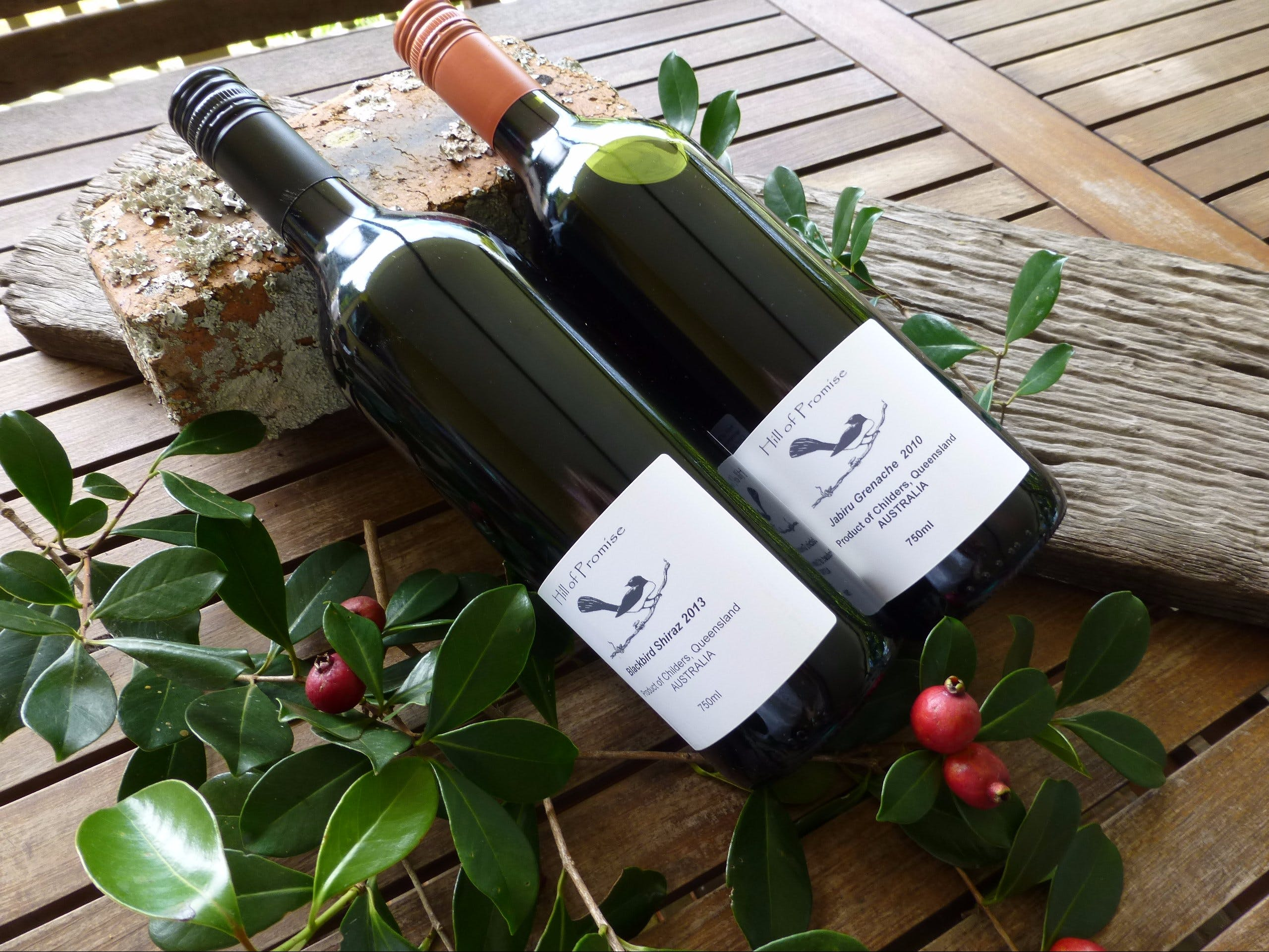 Hill of Promise Winery and Cellar Door - Geraldton Accommodation