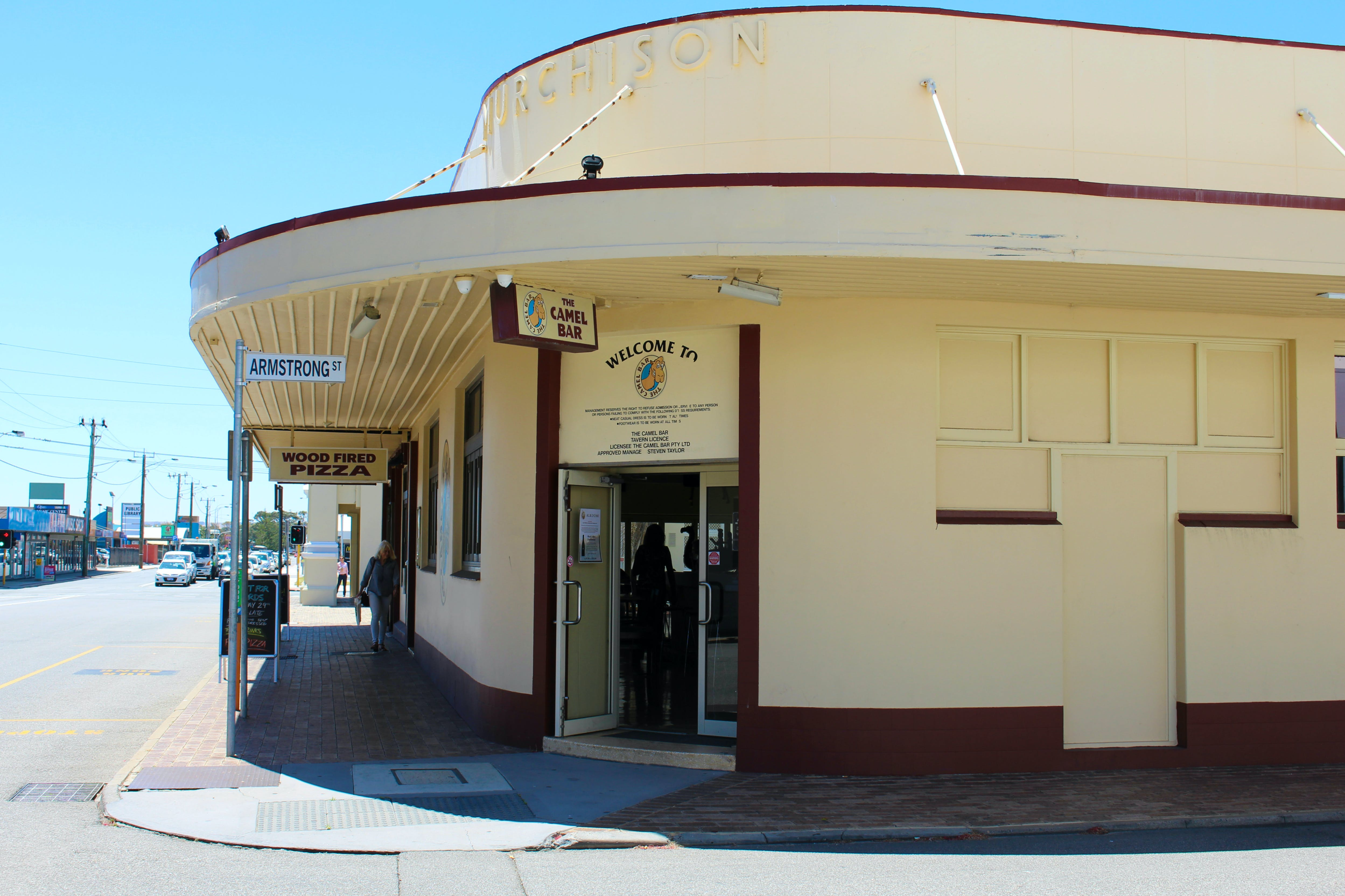 The Camel Bar - Geraldton Accommodation