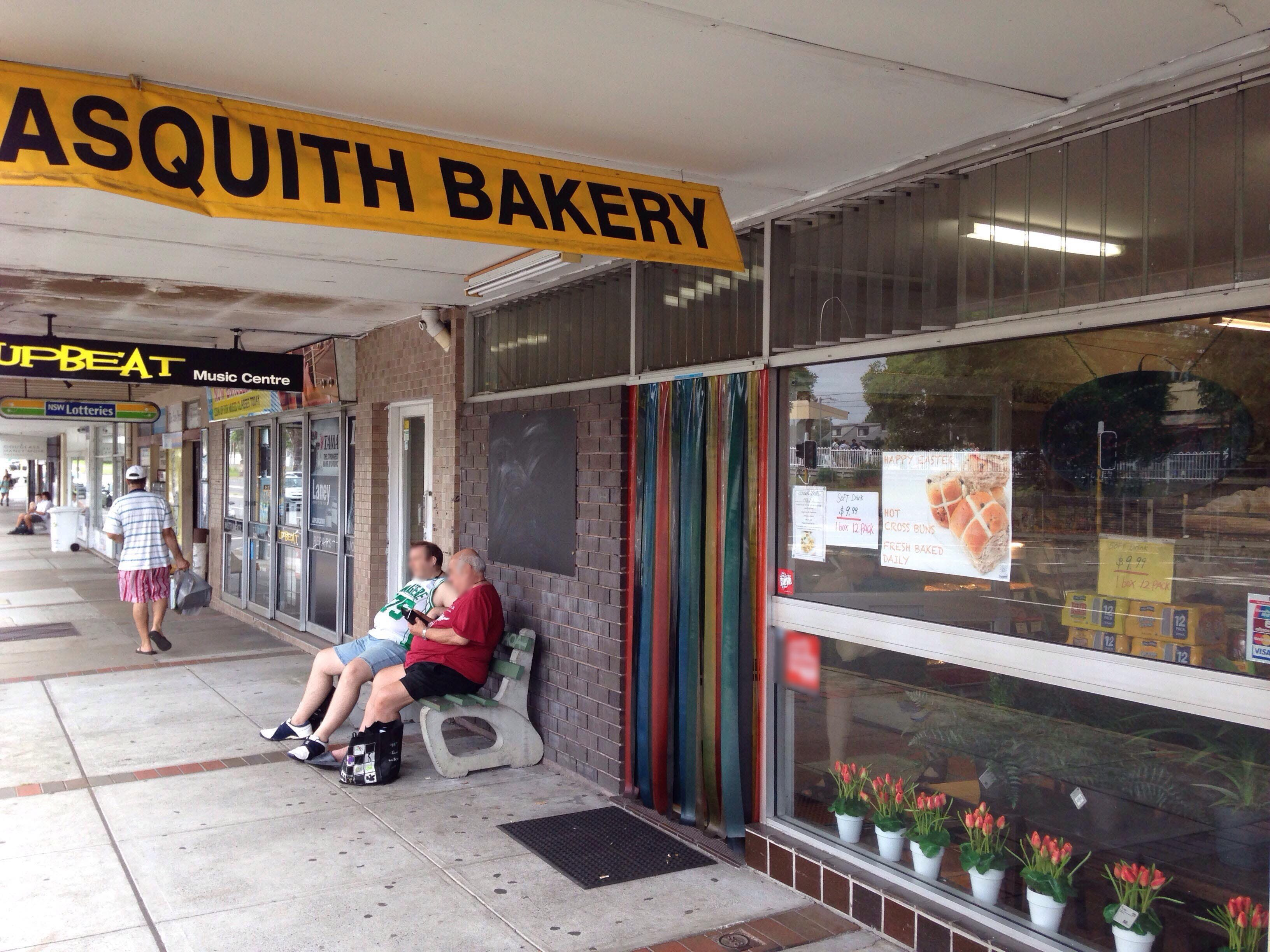Asquith Bakery - Geraldton Accommodation