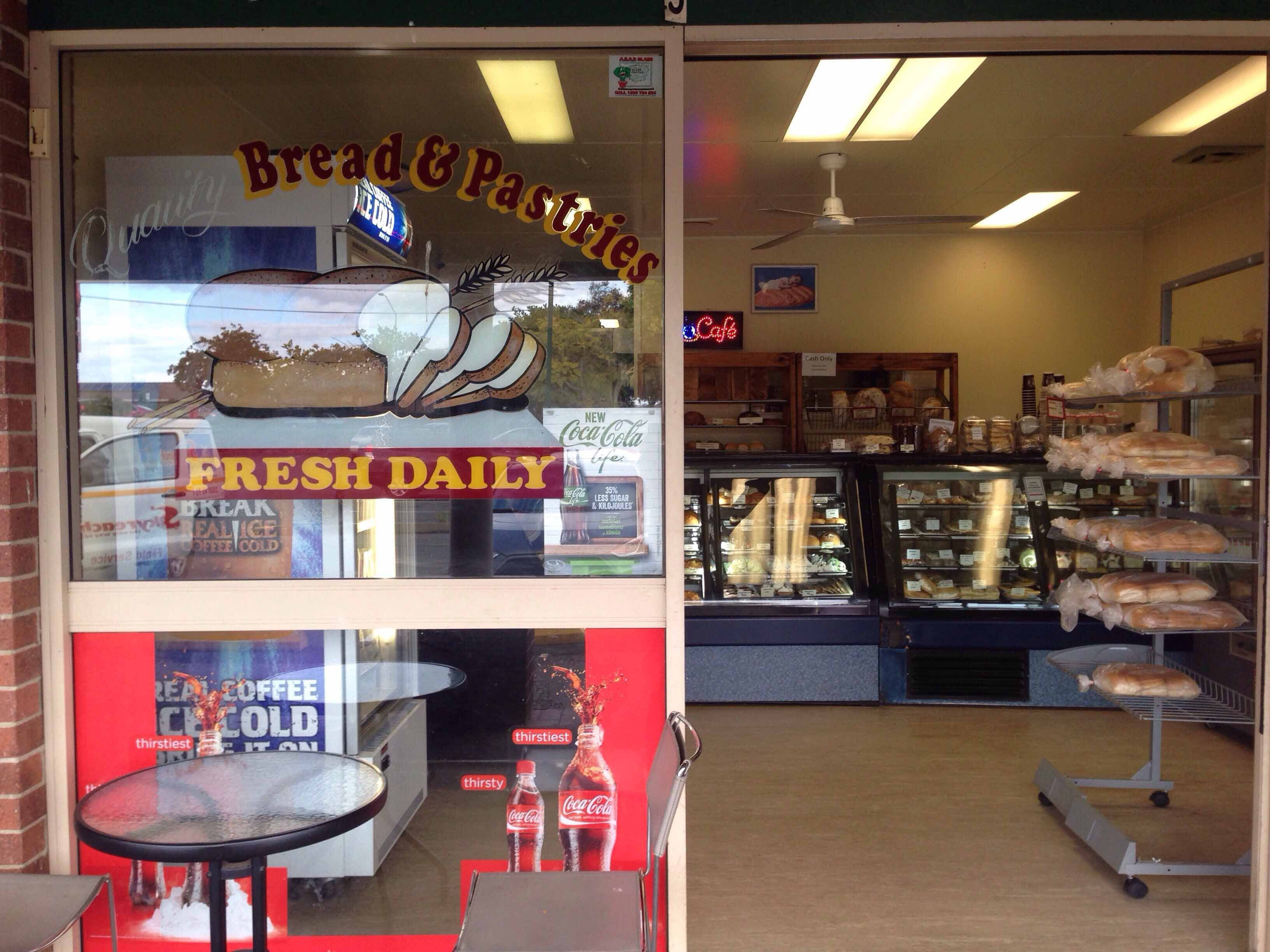 Home Bake Bakery - Geraldton Accommodation