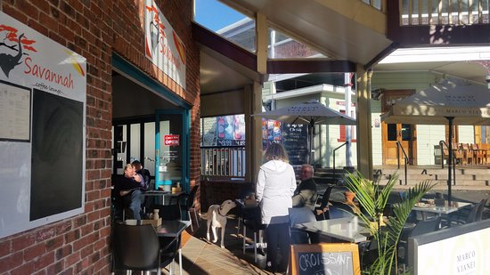 Savannah Coffee Lounge - Geraldton Accommodation