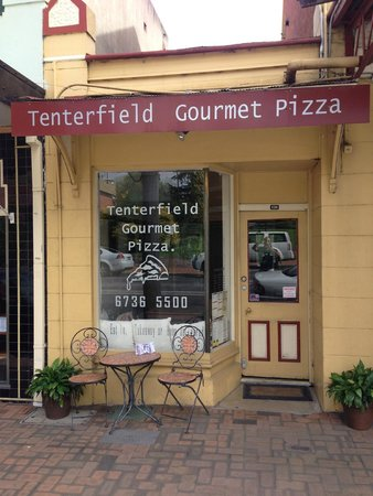Tenterfield Gourmet Pizza - Geraldton Accommodation