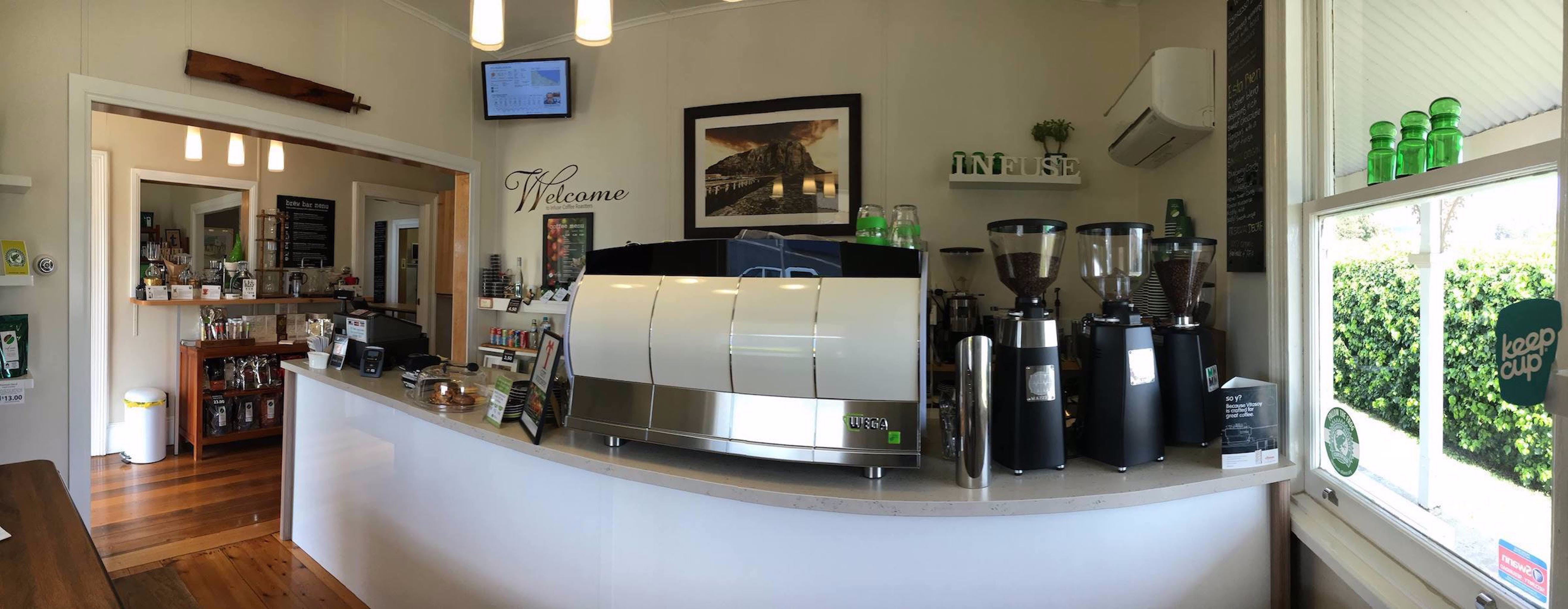 Infuse Coffee Roasters - Geraldton Accommodation