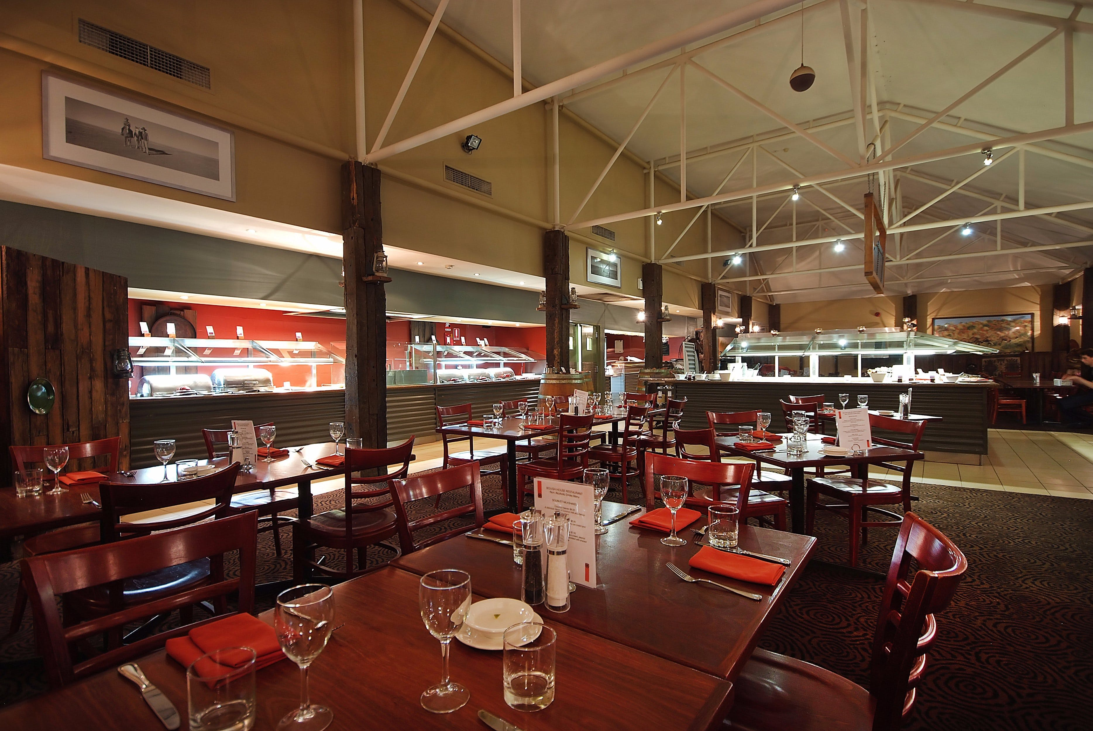 The Bough House Restaurant - Geraldton Accommodation