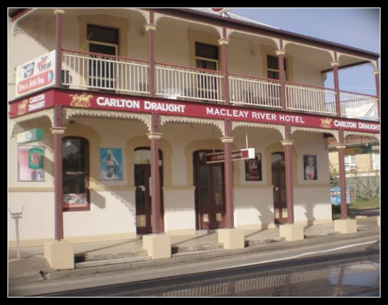 Macleay River Hotel - Geraldton Accommodation