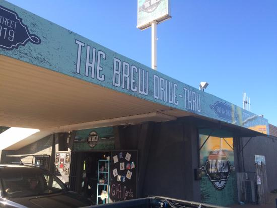 The Brew Drive Thru - Geraldton Accommodation