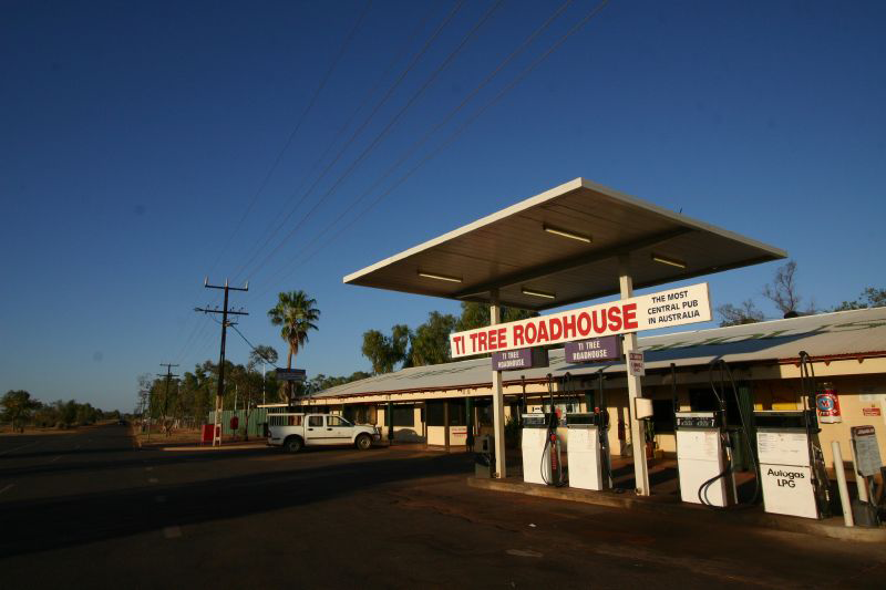 Ti Tree Roadhouse - Geraldton Accommodation