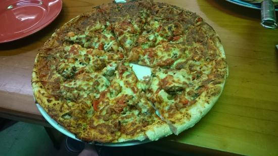 Pizza in the Pan - Geraldton Accommodation