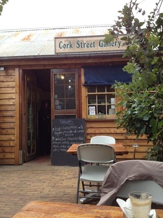 Cork Street Cafe - Geraldton Accommodation