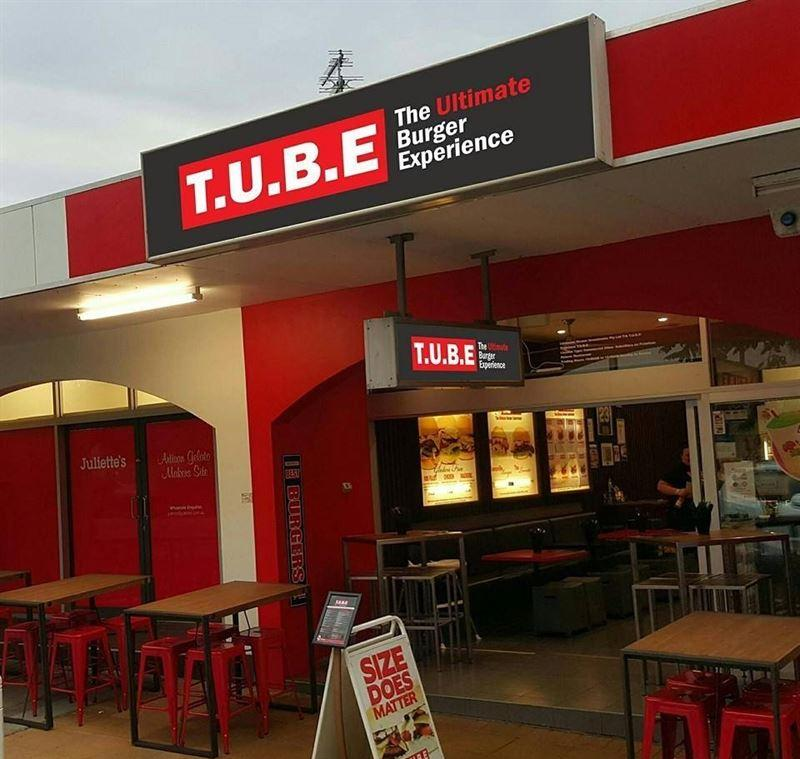 TUBE - The Ultimate Burger Experience - Geraldton Accommodation