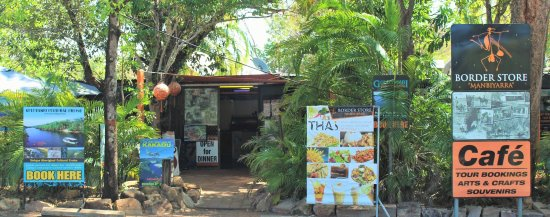 Border Store in Kakadu - Geraldton Accommodation
