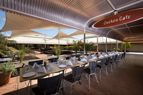Gecko's Cafe - Geraldton Accommodation