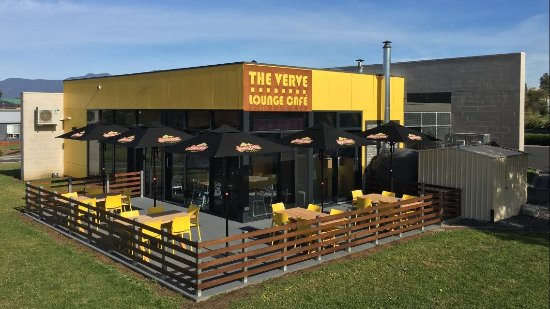 The Verve Lounge Cafe at Old Beach - Geraldton Accommodation