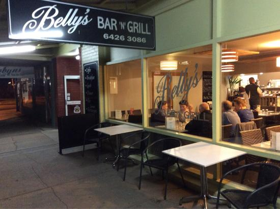 Belly's Bar  Grill - Geraldton Accommodation