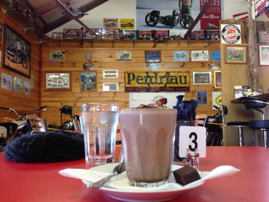 Burt Munro Motorcycle Cafe - Geraldton Accommodation