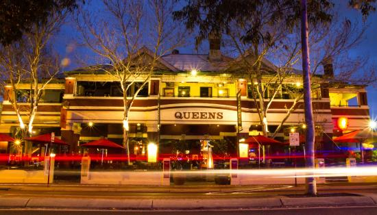 The Queens Tavern - Geraldton Accommodation