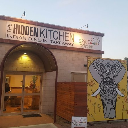 Spice Odysee - The Hidden Kitchen - Geraldton Accommodation