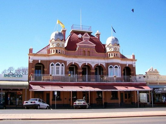 The York Hotel - Geraldton Accommodation