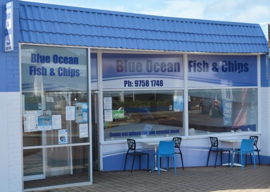 Blue Oceans Fish  Chips Augusta - Geraldton Accommodation
