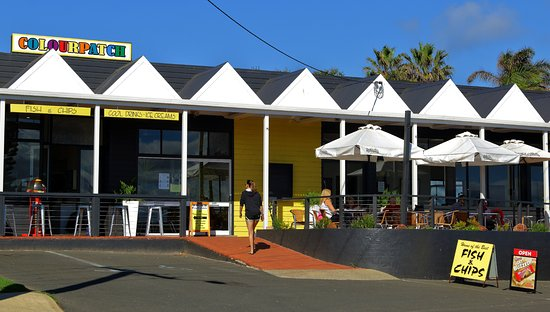 Colourpatch Fish  Chips and Cafe - Geraldton Accommodation