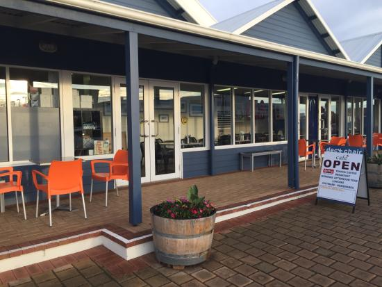 DeckChair Cafe - Geraldton Accommodation