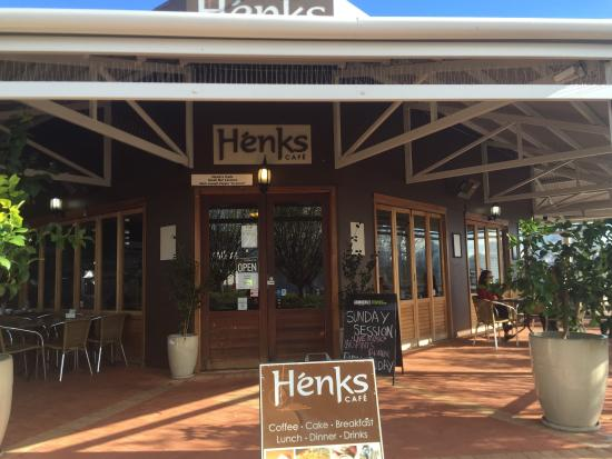 Henk's Cafe - Geraldton Accommodation