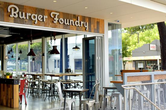 Burger Foundry - Geraldton Accommodation