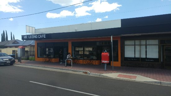 Mr Leeing's Cafe - Geraldton Accommodation