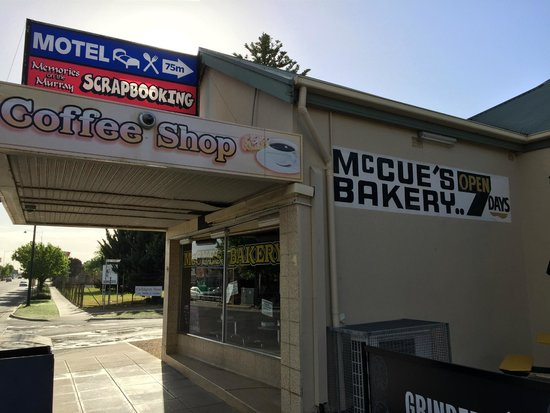 McCue's Bakery - Geraldton Accommodation
