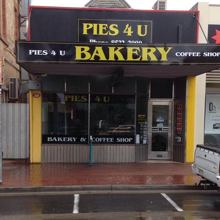 Pies 4 U - Geraldton Accommodation