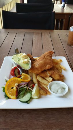 Riverscape Restaurant - Geraldton Accommodation