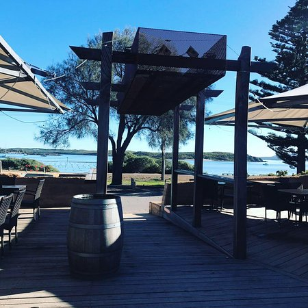 1802 Oyster Bar  Bistro - Geraldton Accommodation