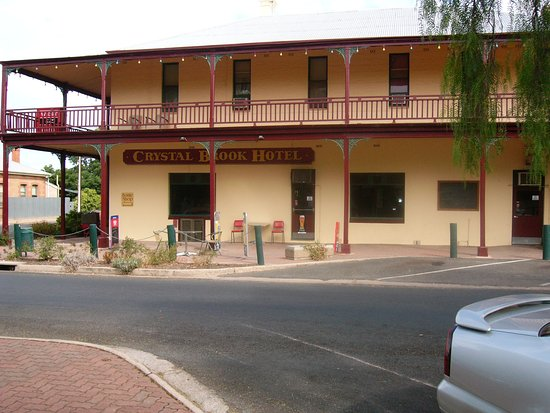 Crystal Brook Hotel - Geraldton Accommodation