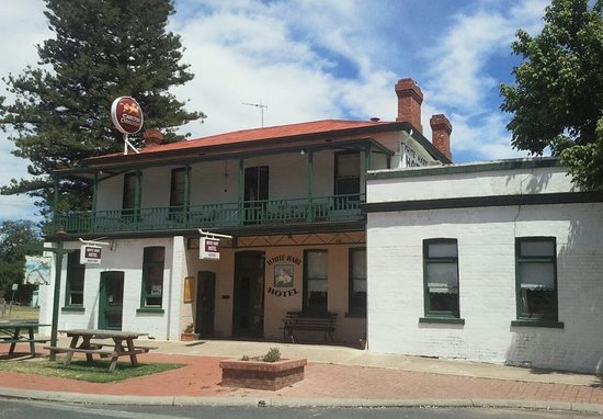 The White Hart Hotel Restaurant - Geraldton Accommodation