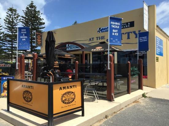 Waterfront Cafe - Geraldton Accommodation