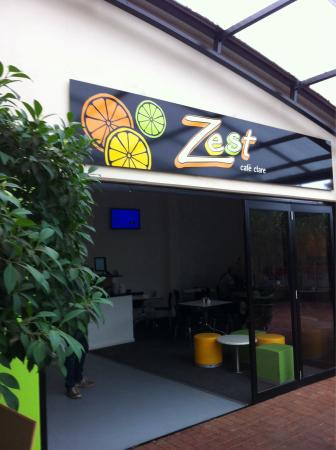 Zest Cafe - Geraldton Accommodation