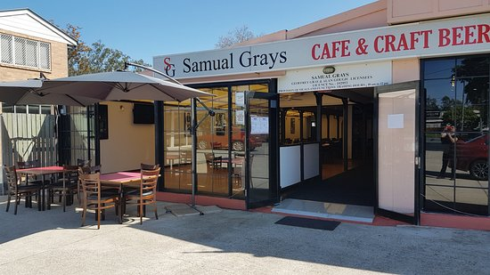 Samual Grays Cafe  Bar - Geraldton Accommodation