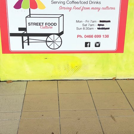 Street Food Culture - Geraldton Accommodation