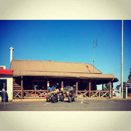Gold Nugget Truck Stop - Geraldton Accommodation